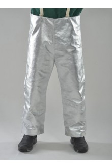 Pantalon aluminisé
