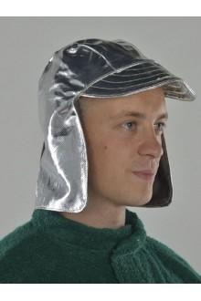 Casquette aluminisée