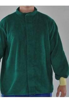 Blusa atoalhada Verde