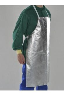Tablier aluminisé