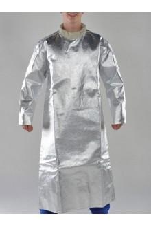 Avental com manga Aluminizado