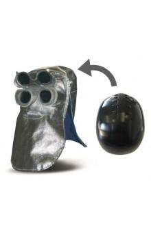 Aluminised Face Shield (DIN 5)